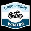 Aperte le iscrizioni alla 5.000 Pieghe Winter, Raid Motociclistico invernale.
